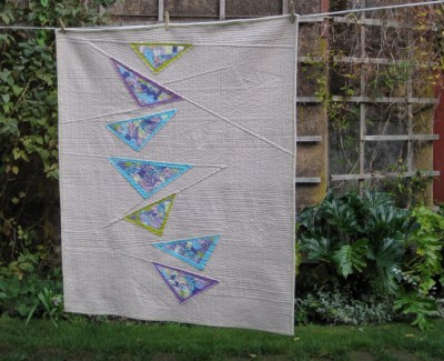 Diving Geese Quilt