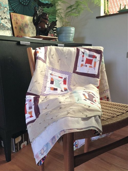 SEW KATIE DID:Basted