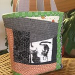 SEW KATIE DID/QAYG Trick or Treat Bag