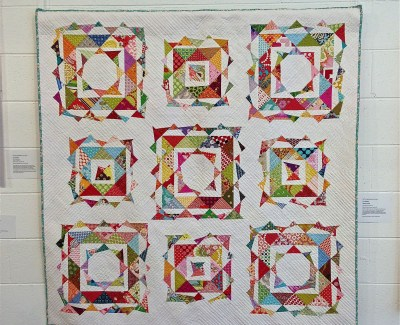::  Double-Trouble Take Two Quilt  ::