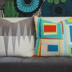 SEW KATIE DID | Improvisational Patchwork Pillows