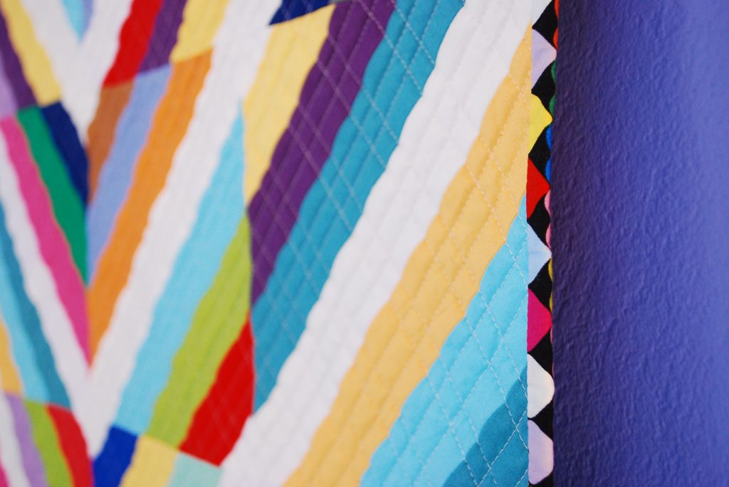 sew katie did   Heart Strings Quilt