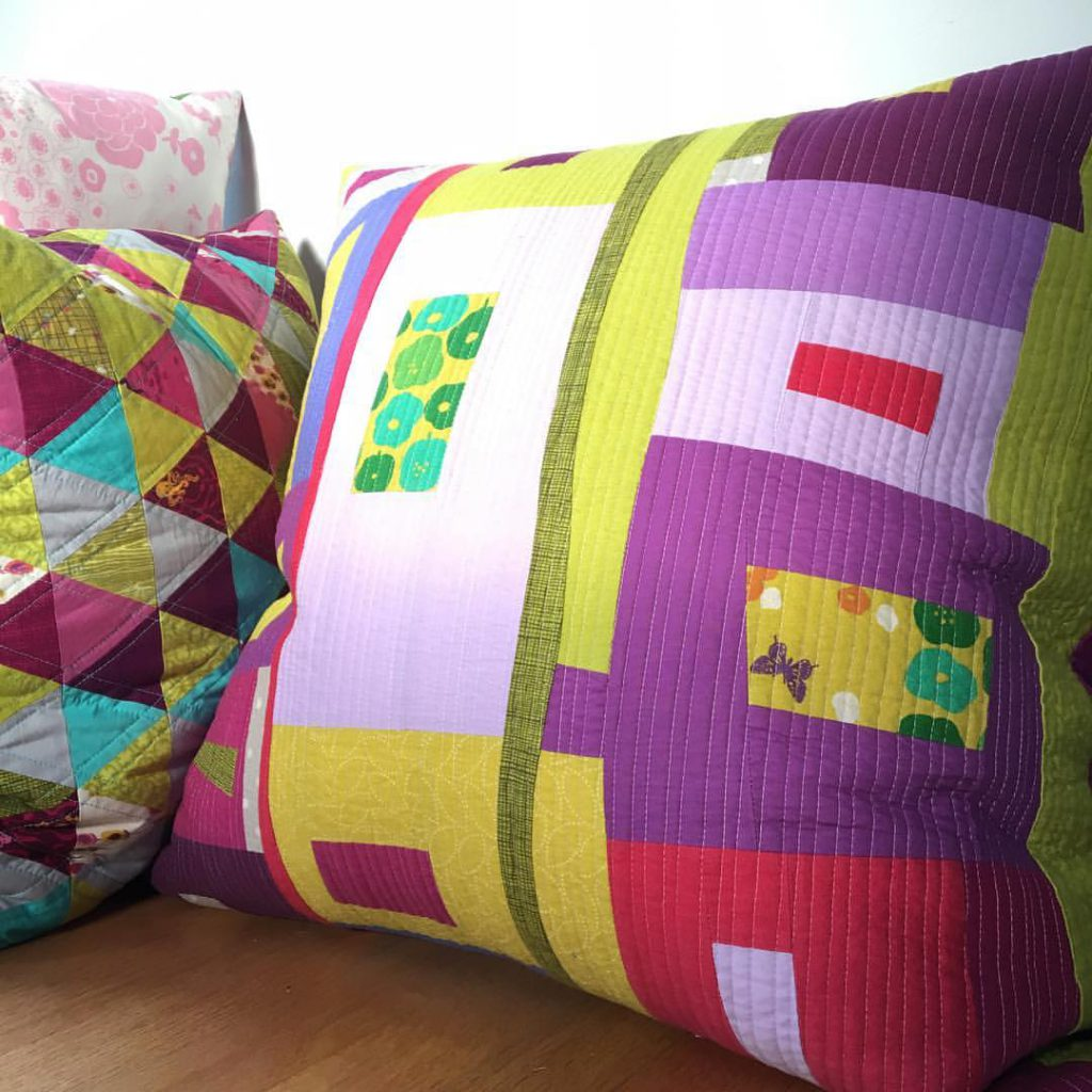 sew katie did | Seattle Modern Quilting and Sewing Studio | Pillow Play