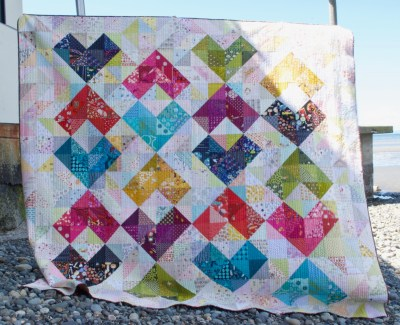 Hearts Value Quilt