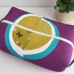 sew katie did | Seattle Modern Quilting & Sewing Studio | Box Pouch Pattern & Improv Curves
