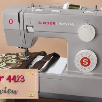 Singer 4423 Review | Highly Featured Machine