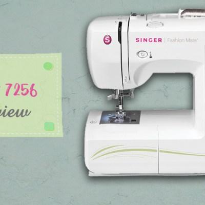 SINGER 7256 review