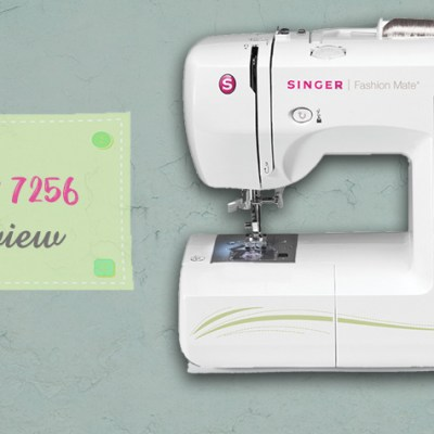 SINGER 7256 Fashion Mate Review | 70-Stitch Computerized Free-Arm Sewing Machine
