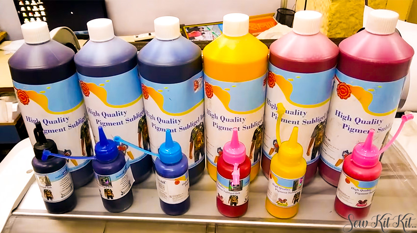 Best sublimation ink for brilliant and life long pictures
