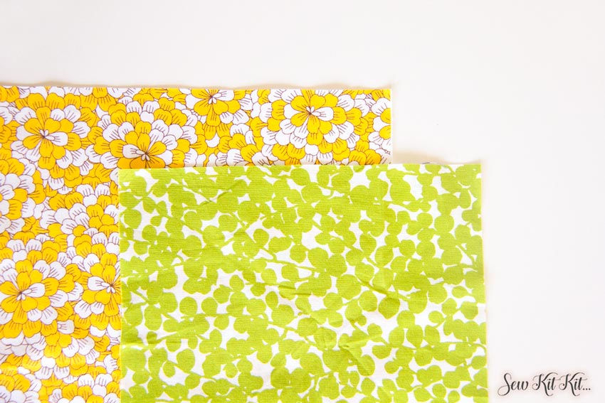 How to Cut Large Pieces of Fabric Straight 1