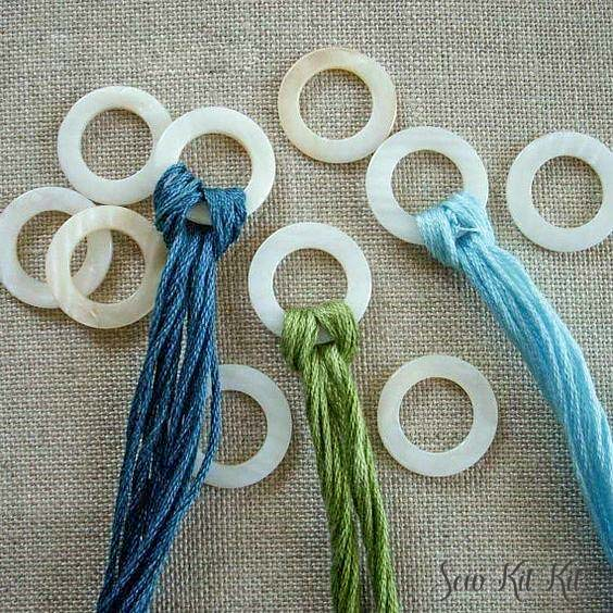 How to store embroidery floss 6