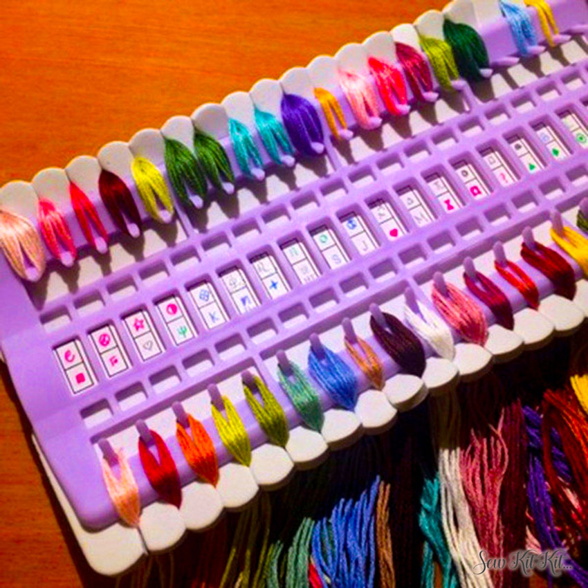 How to store embroidery floss 17