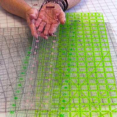Best Quilting Ruler for Precise Measurement