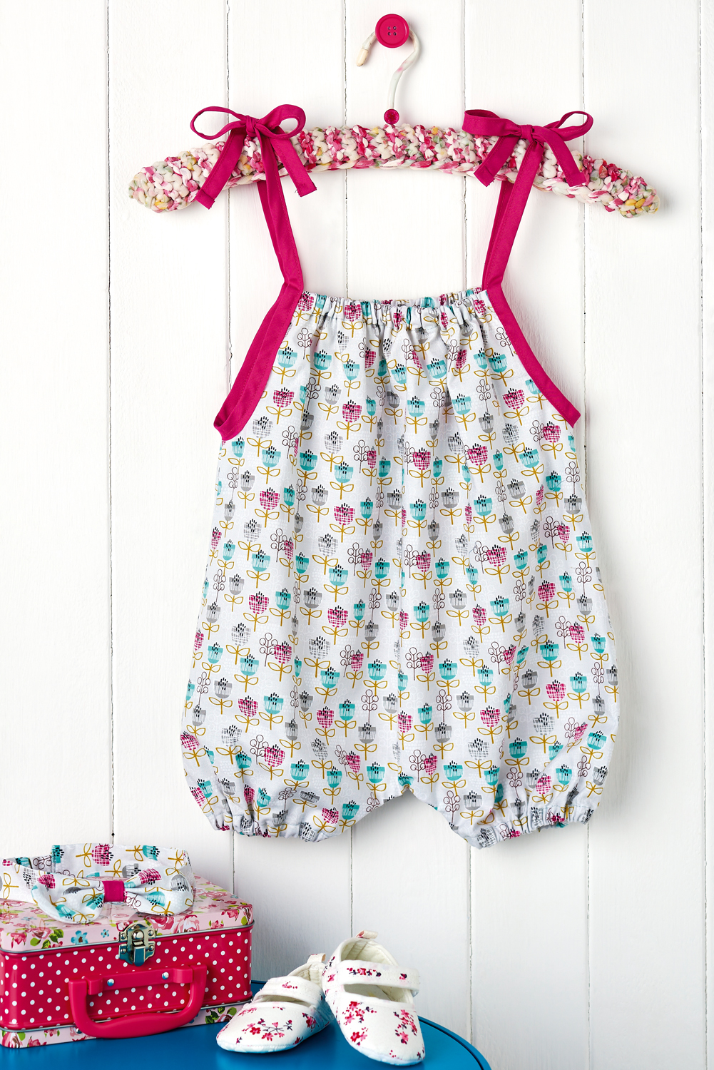 Romper Suit Free Sewing Patterns Sew Magazine