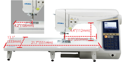 Large Sewing Space