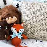 Basic Crochet Pillow