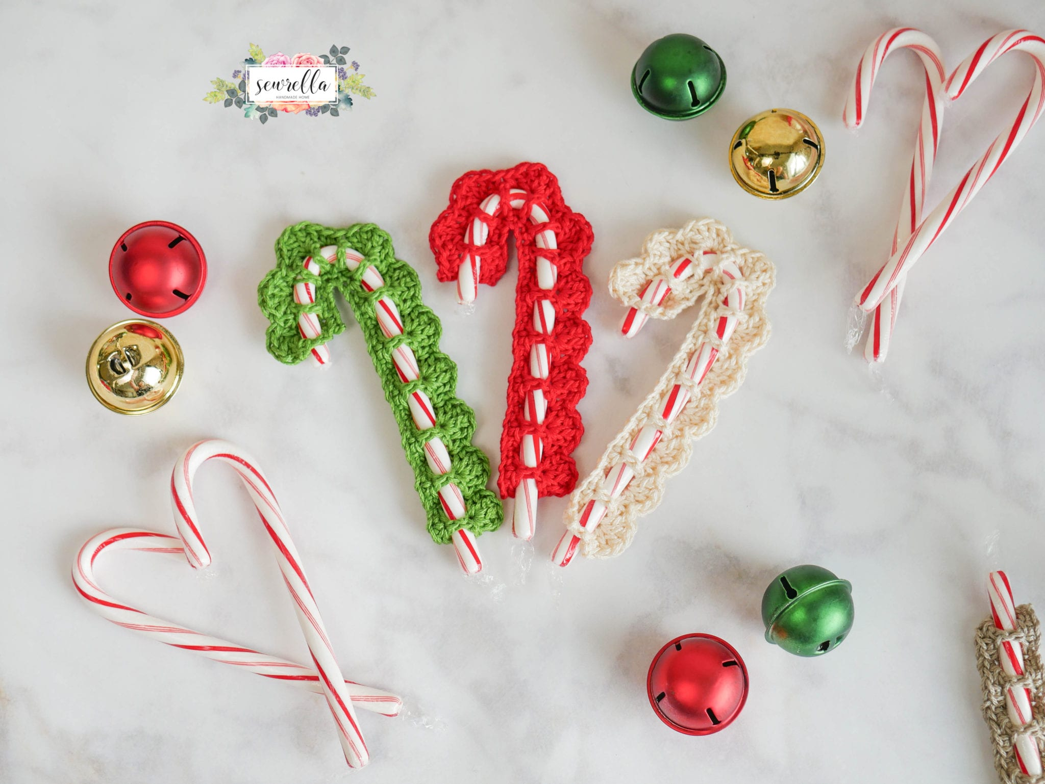 Christmas Mouse Craft With Candy Cane