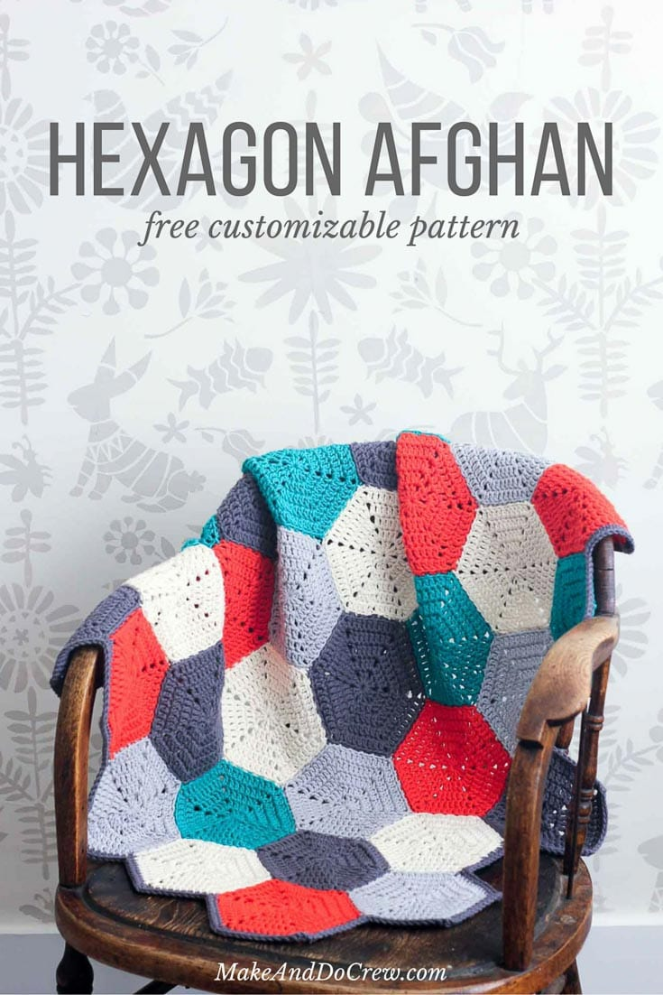 free-crochet-blanket-pattern-modern-hexagons
