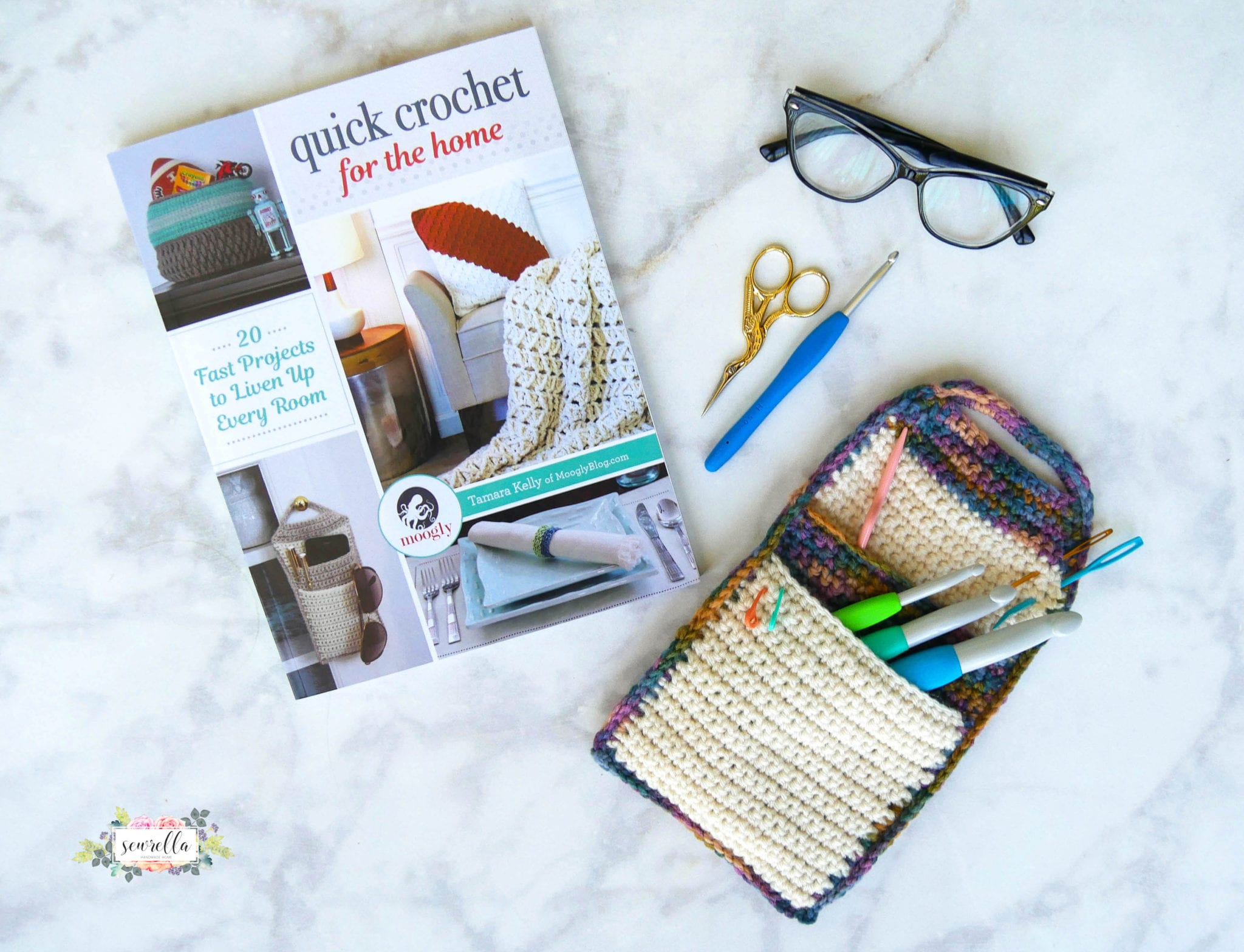 Quick Crochet for the Home Review - Sewrella