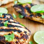 Cilantro Honey Lime Chicken Recipe