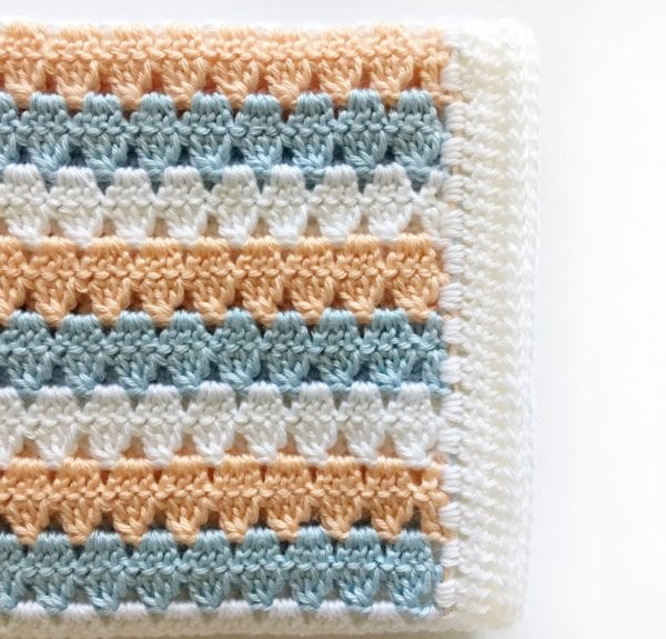 Gender Neutral Crochet Baby Blanket Roundup Sewrella