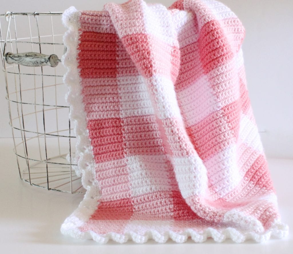 Baby Blanket Patterns Simple Inspiration Design