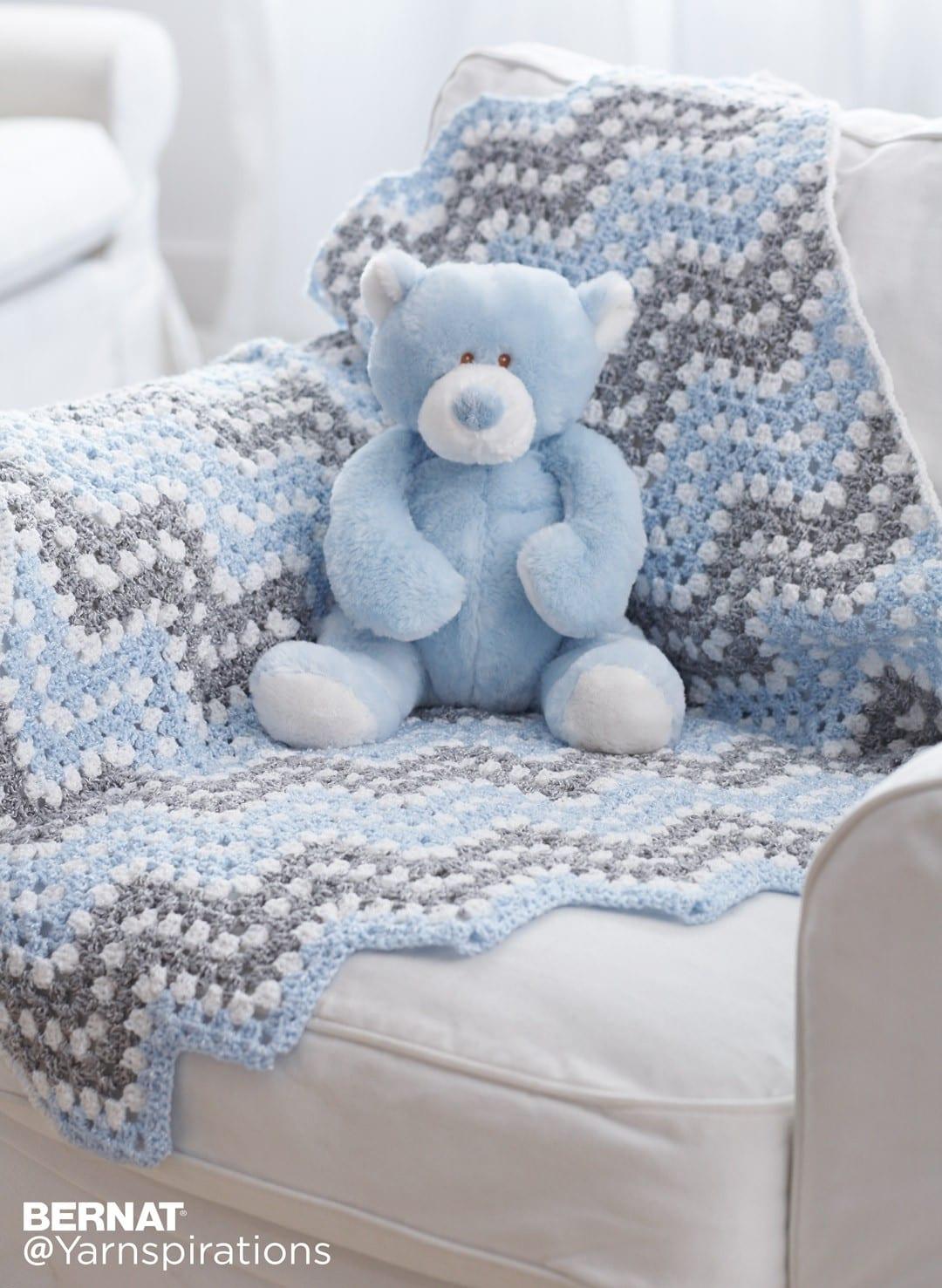 Best Crochet Baby Blankets for 2018 - Sewrella
