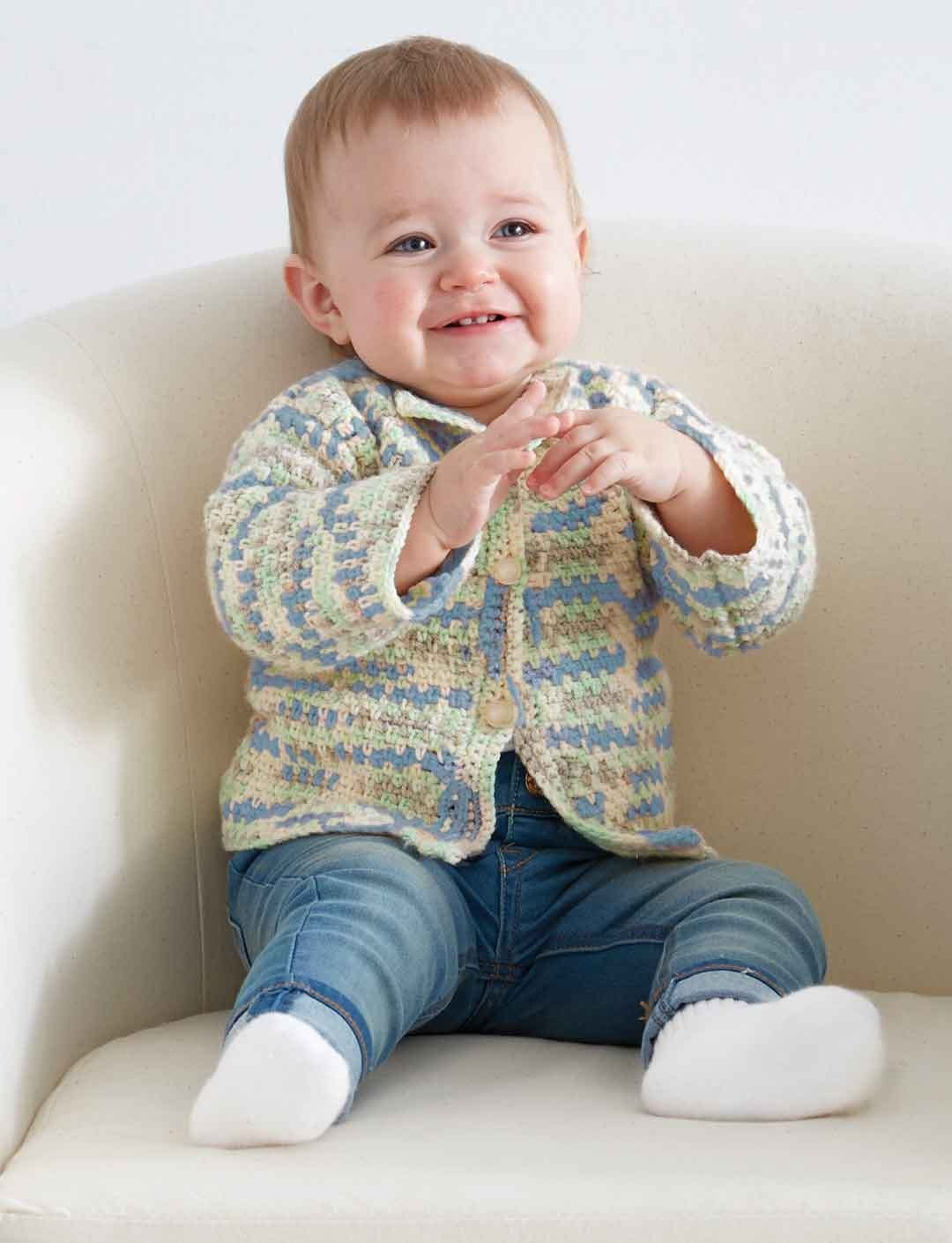 Kids Crochet Patterns That Look Knit Sewrella