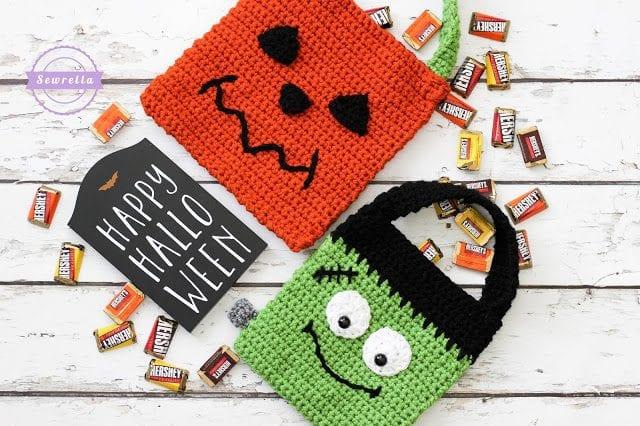 Free Halloween Crochet Pattern Roundup Sewrella