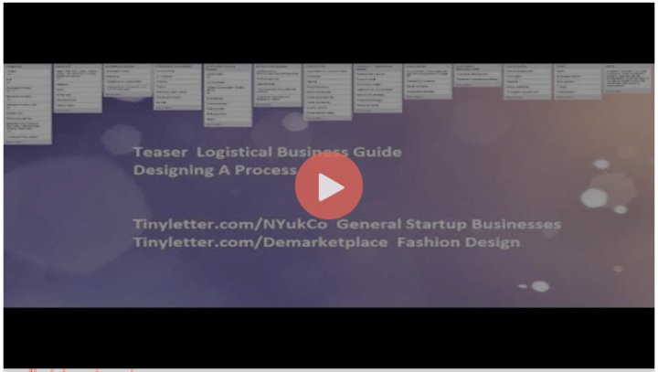 understanding the Logistical Business Guide Design Process