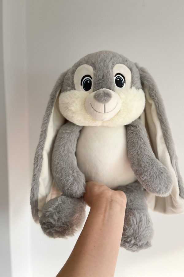 Personalised Clover The Bunny Soft Toy – www.sewsian.com