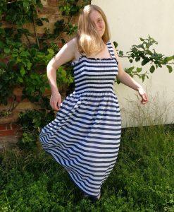 Doing a twirl