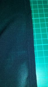 Neat Hem on the Lining
