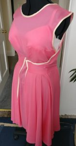 Walkaway Dress Hanging on Mimi for Months!