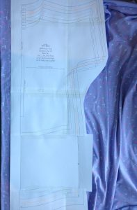 Lengthened Pattern for the Petitboo Jasmine Tee to Nightdress