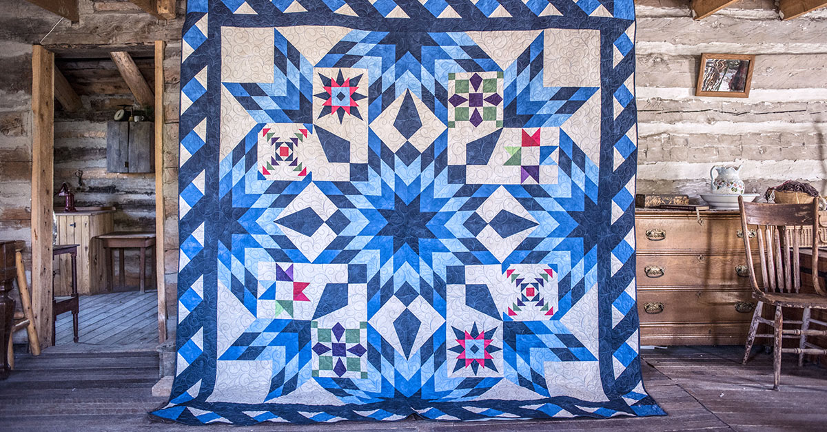 Craftsy 2017 Block of the Month