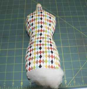 Stuff-the-Mannequin-296x300 DIY Mannequin Pin Cushion