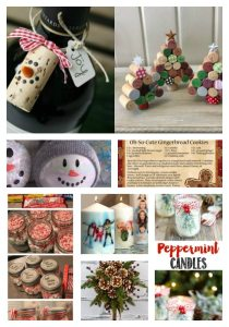 Christmas-Crafts-Collage_1-210x300 48 Christmas Crafts from around the Web