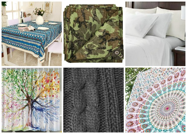 10+ Items you Never Thought to Use as a Quilt Back | www.sewwhatalicia.com