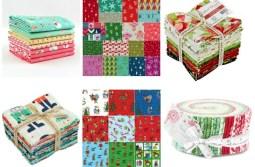 10+ Wonderful Winter Fabric Bundles