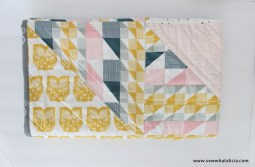 Half Square Triangle Quilt Pattern – Scandinavian Heartland