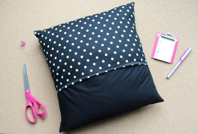 how to make a square pillow cover if you are ready to start decorating for - How To Make A Pillow Cover