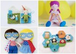 10+ Hand Sewn Toys and Patterns for Kids