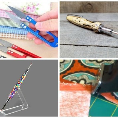 10+ of the Coolest Seam Rippers: We all use them! I bet you had no idea there were so many freaking awesome seam rippers! Click through for a full list of cool seam rippers.   www.sewwhatalicia.com