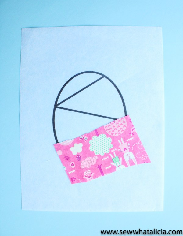 How to Create a Paper Pieced Appliqué : This tutorial is a great intro to paper piecing. Learn to create an appliqué using easy print quilt sheets. Click through for the full tutorial | www.sewwhatalicia.com