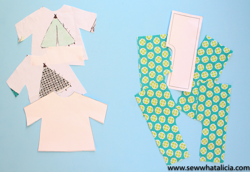 How To Sew A Doll Shirt And Pants Sew What Alicia