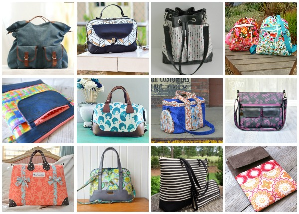 20+ Beautiful Tote and Bag Patterns to Sew - Sew What, Alicia?