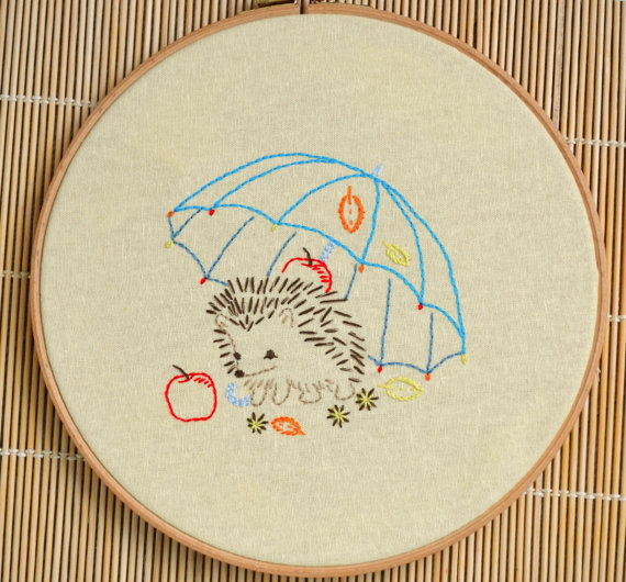 20 Animal Embroidery Patterns To Stitch Sew What Alicia