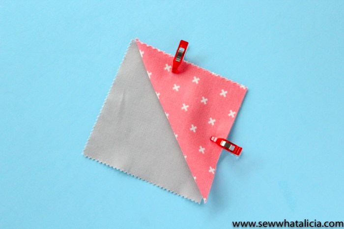 Cathedral Heart Free Quilt Block Pattern: This unique heart quilt block is really fun to make! Grab your charm pack and sew up this block in no time. Great project for beginners! | www.sewwhatalicia.com