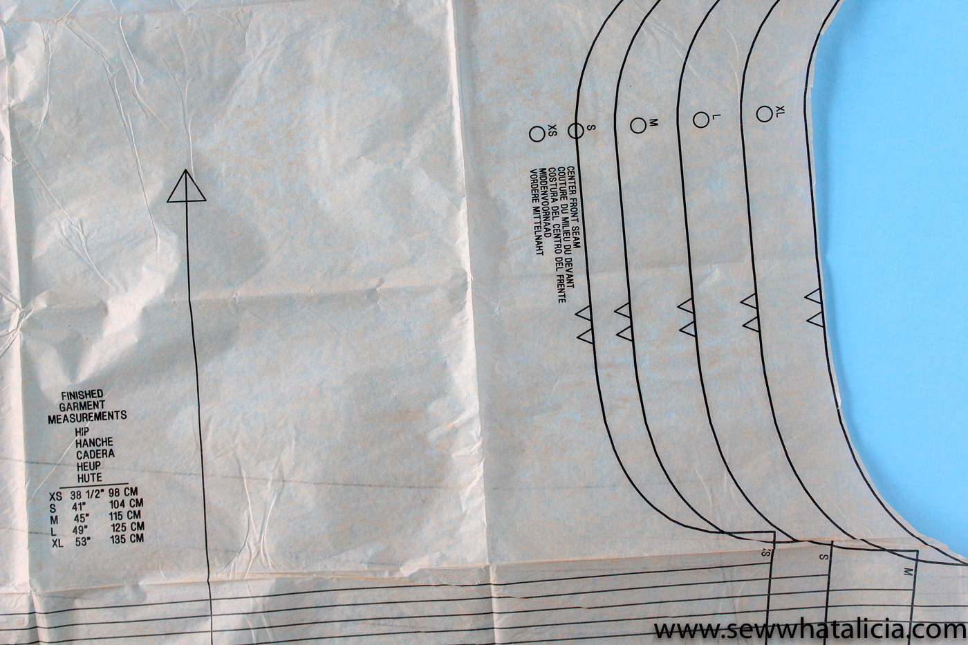 How to Read a Sewing Pattern - Sew What, Alicia?